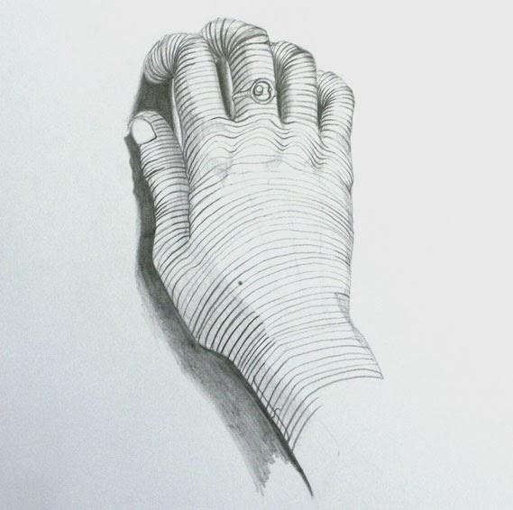 Teachertube Contour Line Drawing : Cikguseni garisan kontur