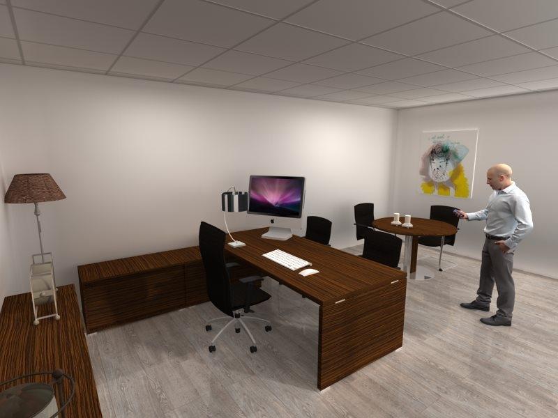 Oficina total nueva serie tak for Muebles de oficina mallorca