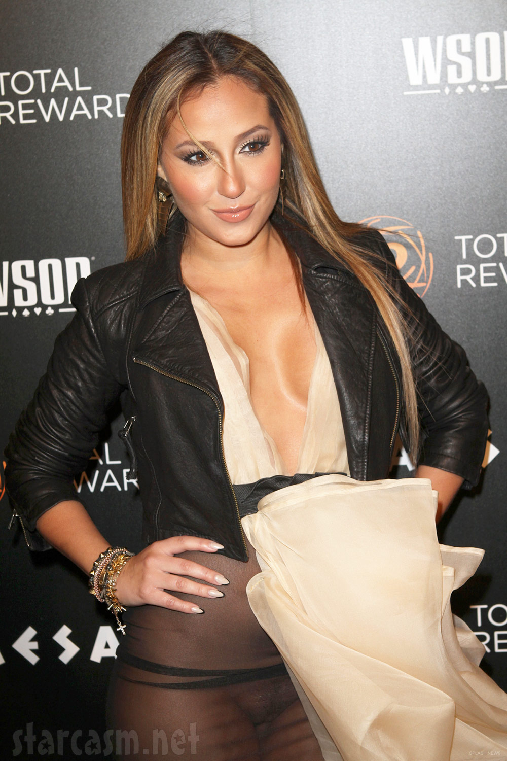 adrienne bailon uncensored nudity