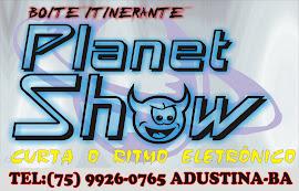 Boate Planet Show e DJ Natan