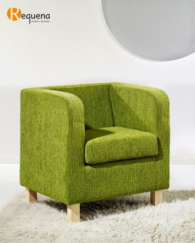 Muebles y tapizados requena la butaca pieza clave en las - Tapizados requena ...