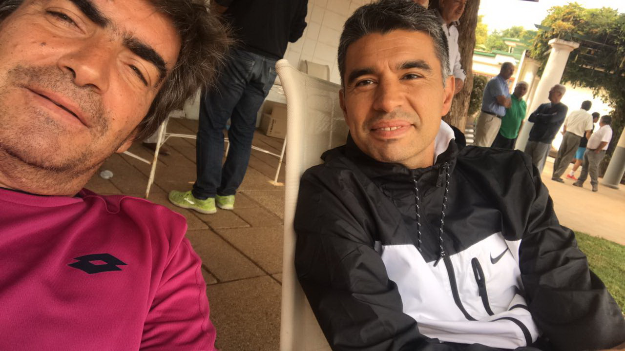 ITF SENIORS G3 -VIÑA DEL MAR - JUEVES