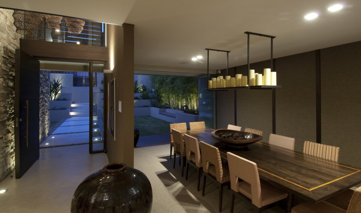 World Of Architecture Modern Vaucluse House A By Bruce Stafford Architects Sydney