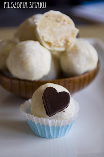 (trufle kokoswe