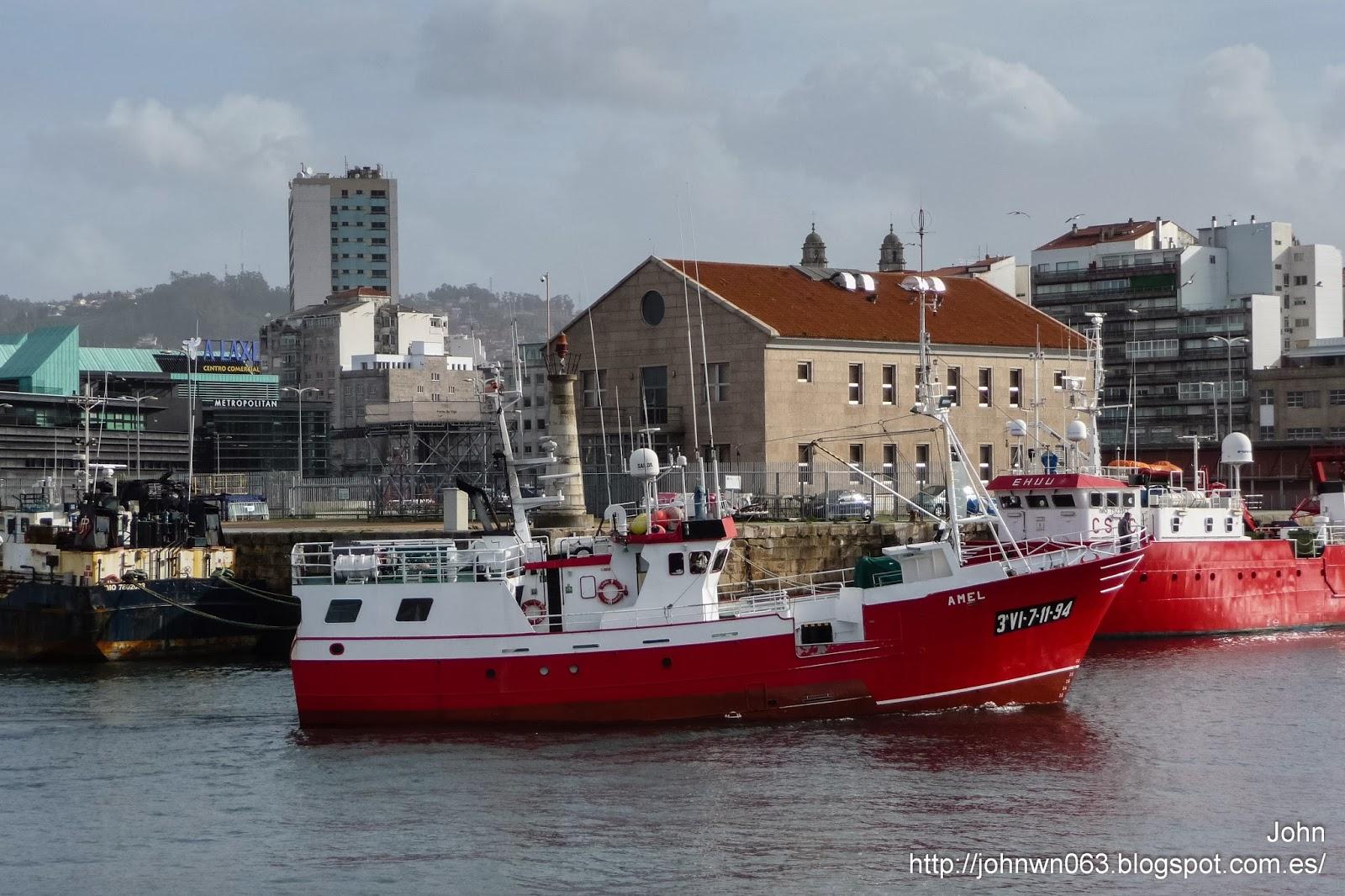 amel, espaderos del atlantico, pesquero, vigo, fotos de barcos