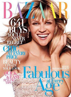 Reese Witherspoon Magazine Cover Pictures