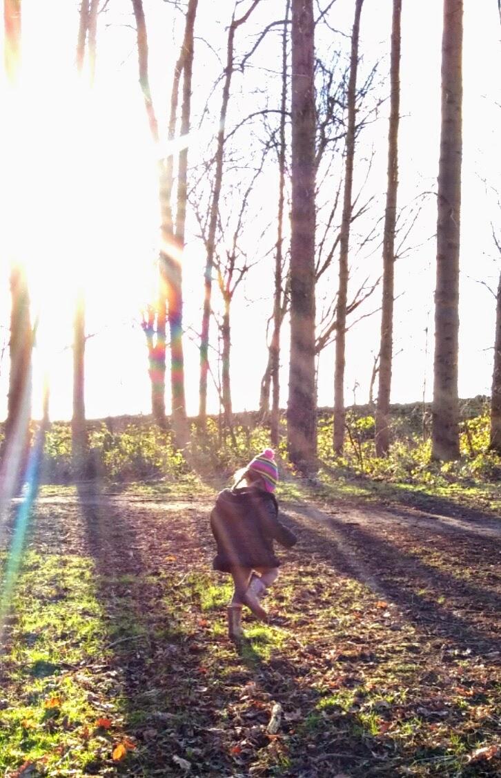 winter sun fun