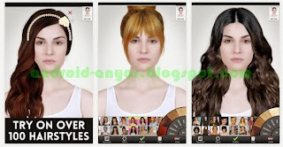 Download Celebrity Hairstyle Salon APK
