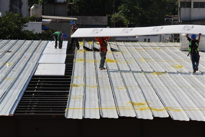 Aislapanel el mejor aislamiento al mejor precio termofoam - Cual es el mejor aislante termico para techos ...