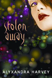 Review of Stolen Away by Alyxandra Harvey published by Bloomsbury