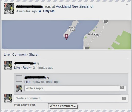 How to Enable Reply Option in Facebook Profile Comments