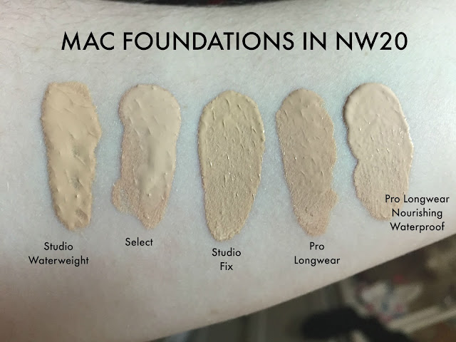 Mac Studio Waterweight Foundation Review Pictures