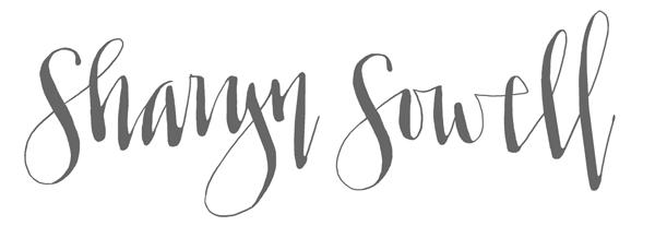 Sharyn Sowell's Blog