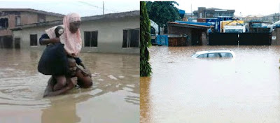 lagos communities to vacate flood