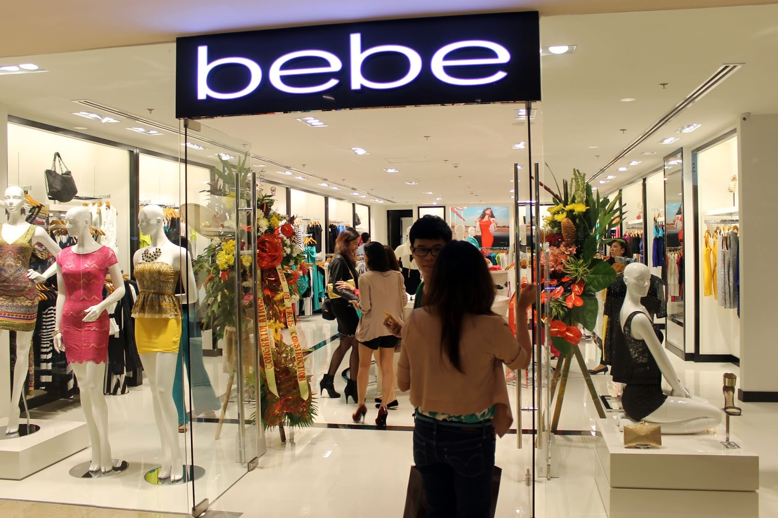 k Followers, Following, 2, Posts - See Instagram photos and videos from bebe (@bebe_stores).