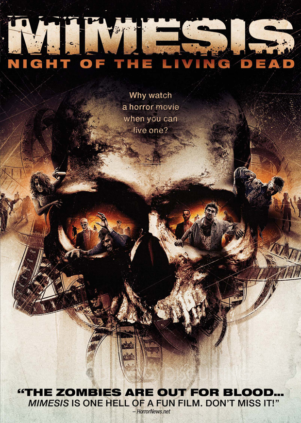 Mimesis, Night of the Living Dead (2011)