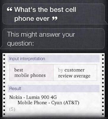 Nokia Lumia 900 - Best Smartphone