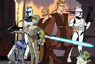 #10 Star Wars Clone Wars Wallpaper