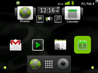 Android Themes For BB Bold 9780 OS 6