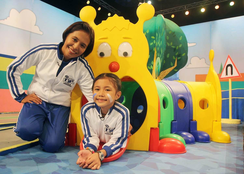 Young Yasmene Grace P. Arim Is Bonakid Pre-School's Ready Set Laban Season 2 Grand Winner