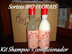 Sorteio Kit BIO FLORAIS