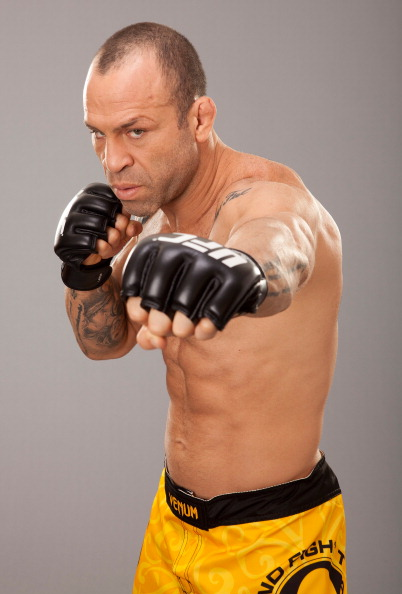 wanderlei silva ufc mma fighter picture