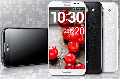 Full Specs of LG Optimus G Pro