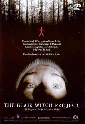 an analysis of the blair witch project a film by daniel myrick and eduardo snchez