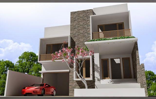 desain rumah minimalis modern gaya eropa 2016