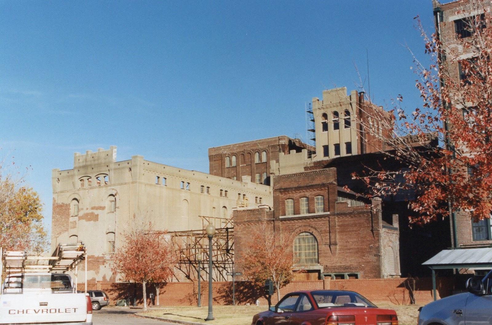 Lost Memphis 14: Tenn. Brewery Headquarters | Crème de Memph