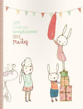Maileg forår-sommer 2015