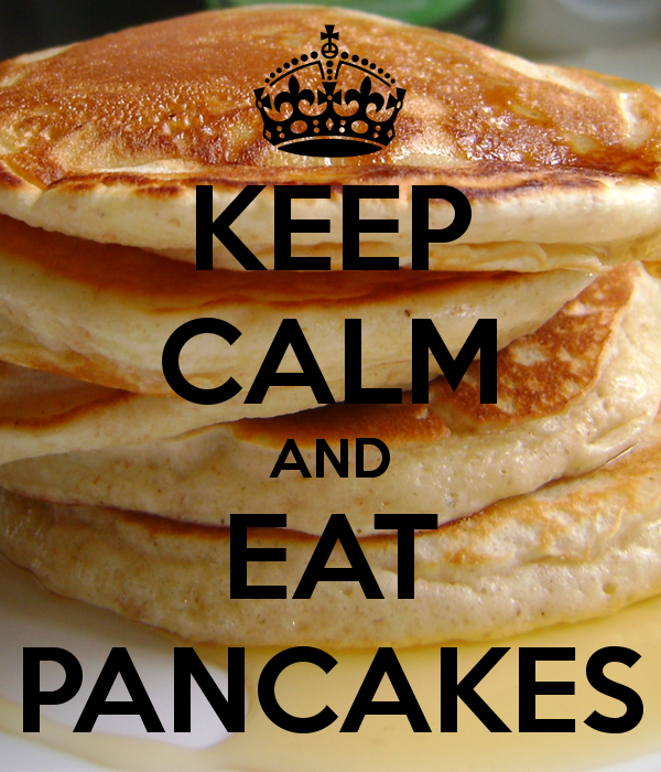 Nätdejting Happy Pancake Quote