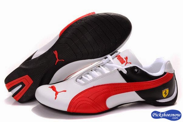 Puma Ferrari Speed Cat Mens Shoes Maroon   Puma Ferrari Speed Cat
