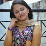 Usha Photos in Salwar Kameez at Gundello Guchi Guchi Champake Movie Press Meet 21