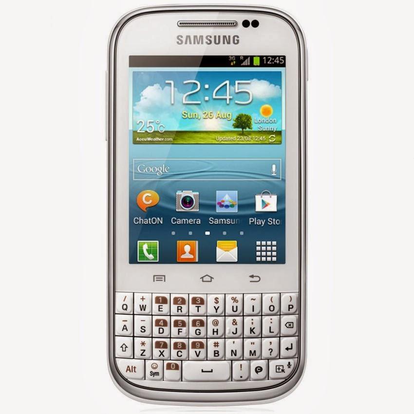 Harga Samsung Galaxy Chat