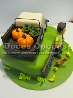 bolo aniversário agricultura bragança