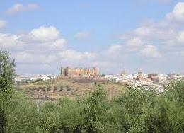 Fortaleza   califal, sobre el cerro del cueto