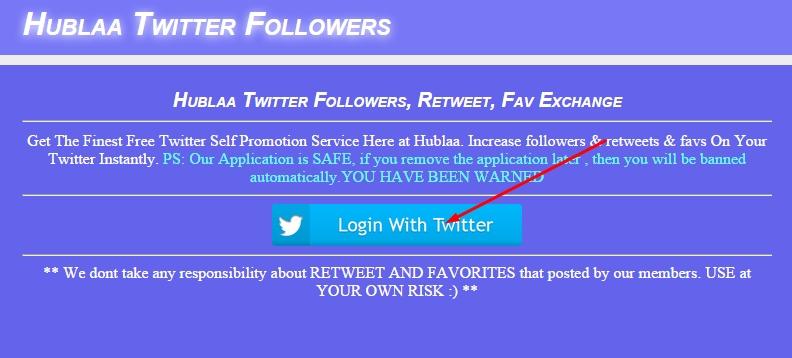 admin panel twitter gratis