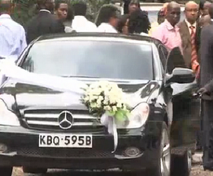 fidel odinga wedding 1