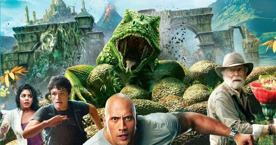 Watch Online Journey  The Mysterious Island In Hindi