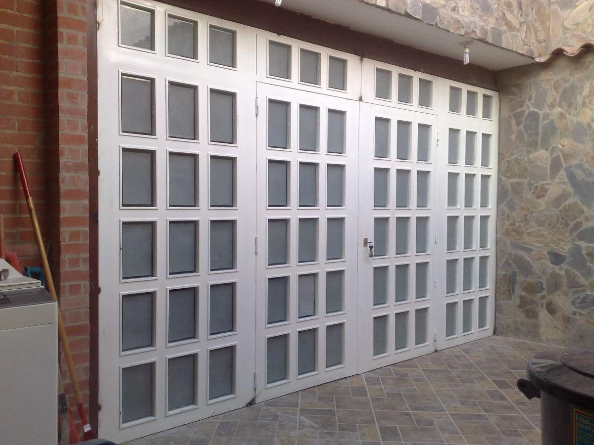 Trabajos de herreria cristaleria y aluminio for Puertas de herreria de cuadros
