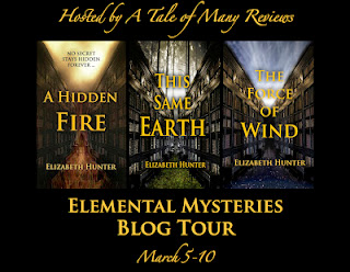 {Book Review} A Hidden Fire by Elizabeth Hunter