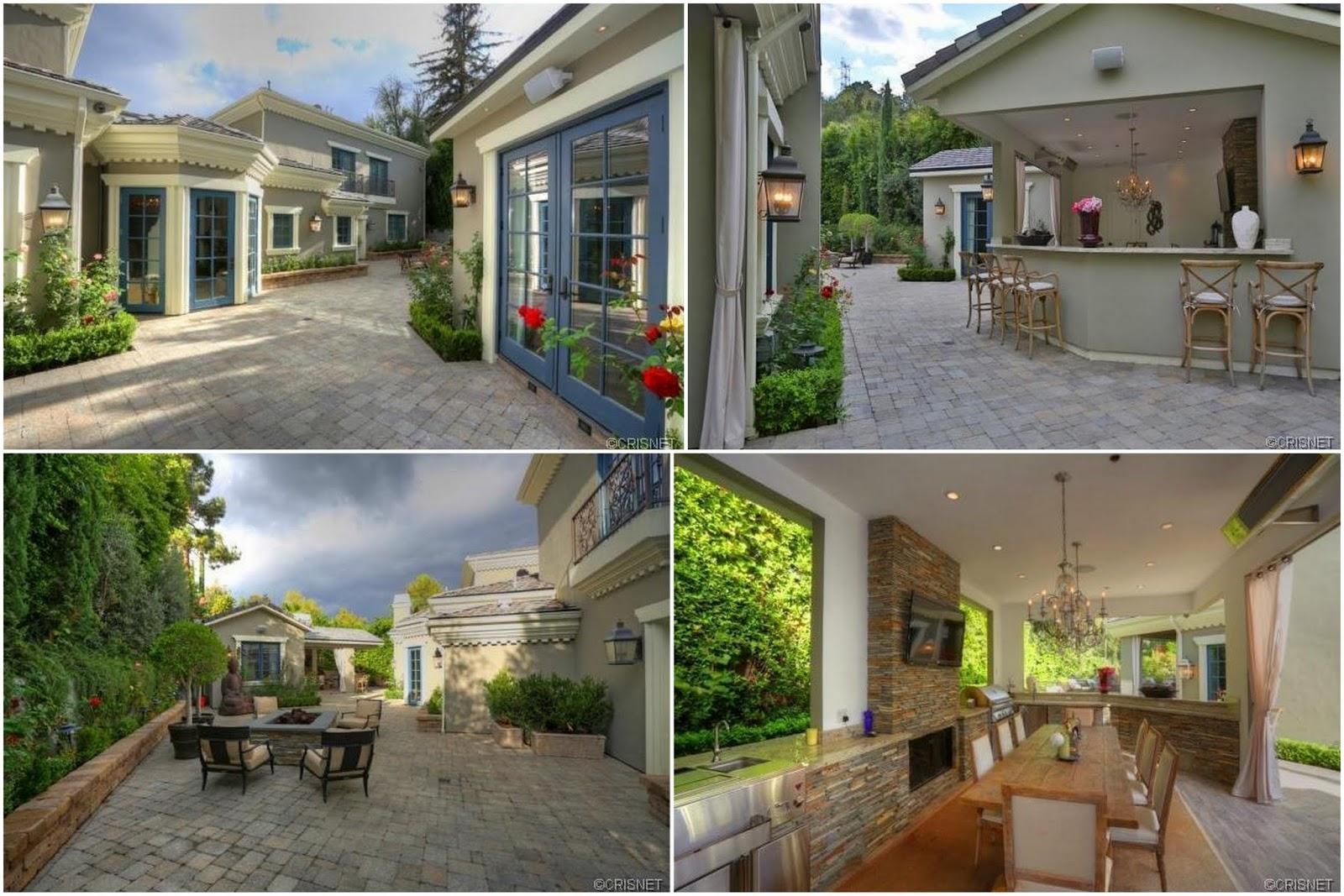 Celebrity real estate charlie sheen 39 s ex brooke mueller Celebrity real estate pictures