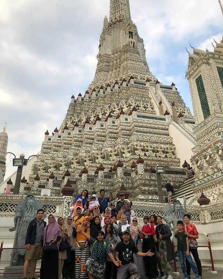 BANGKOK PATTAYA 17 - 20 DES 2018