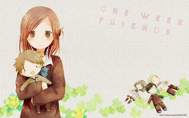 Isshuukan Friends Episode 1 Subtitle Indonesia