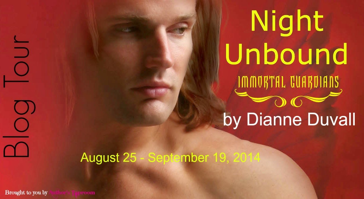 Night Unbound Blog Tour