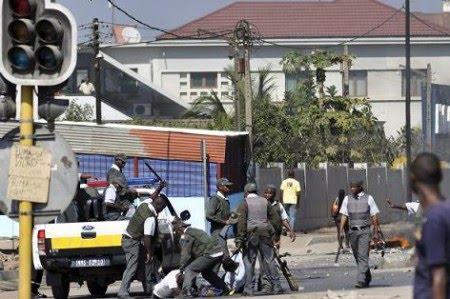 Moçambique: SOMOS ANORMAIS PERANTE COISAS ANORMAIS