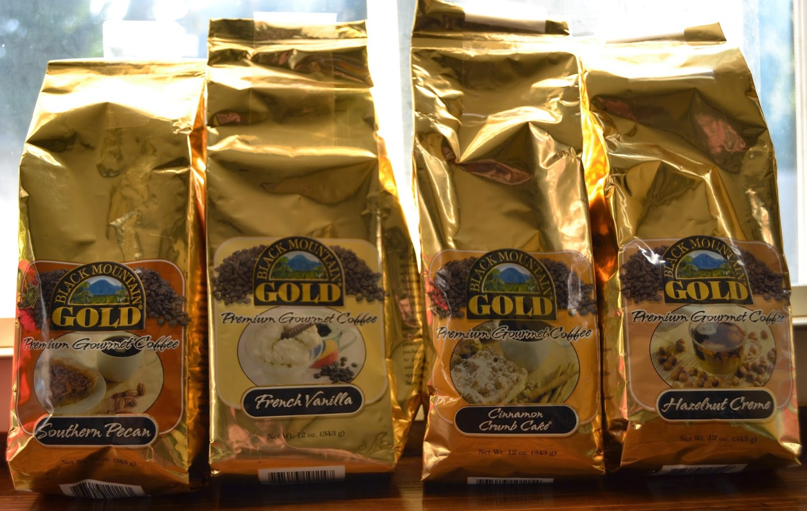 Black Mountain Gold Coffee