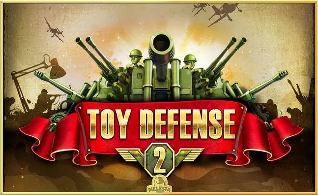 Toy Defense 2 v1.10 Apk Download
