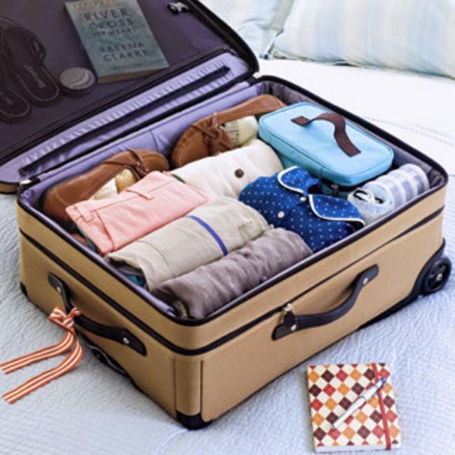 Organizar el equipaje